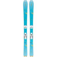 Горные лыжи Wild Joy turquoise/orange