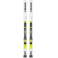 Горные лыжи WC Rebels iGS RD Team SW JRP RDX  white/neon yellow