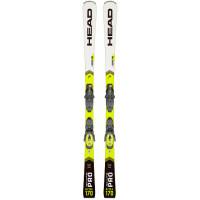 Горные лыжи WC Rebels iShape Pro AB white/yellow