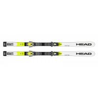 Комплект WC Rebels iGS RD Team SW JRP RDX + EVO 9 GW AC Brake 78 [J] (314019+100810) (горные лыжи+крепления гл) white/neon yellow