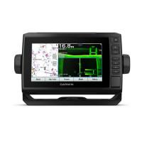 Картплоттер Garmin ECHOMAP UHD 72SV картплоттер с датчиком GT56UHD-TM